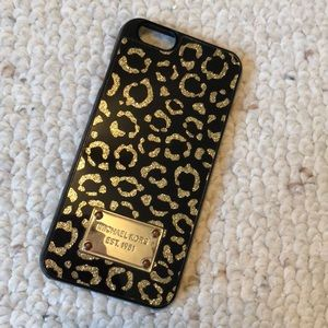 Michael Kors iPhone 6 phone case